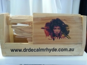 Wood Decal  - Direct Printing
